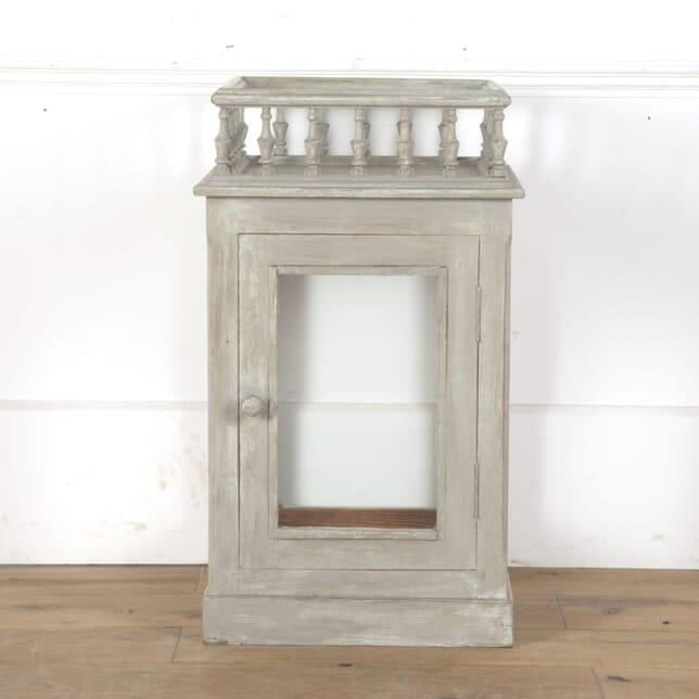 19th Century Glazed Display Case BK7513170