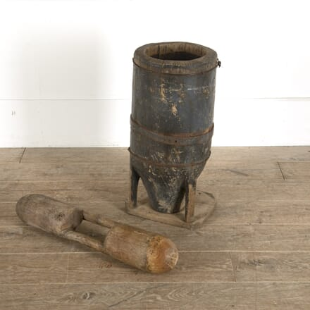 19th Century Large Pestle and Mortar DA7712350