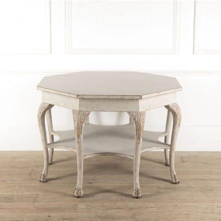 19th Century Swedish Octagonal Table DA6013300