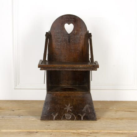 19th Century Child's Commode ST7717140