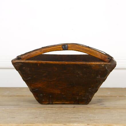 19th Century English Trug DA7717152