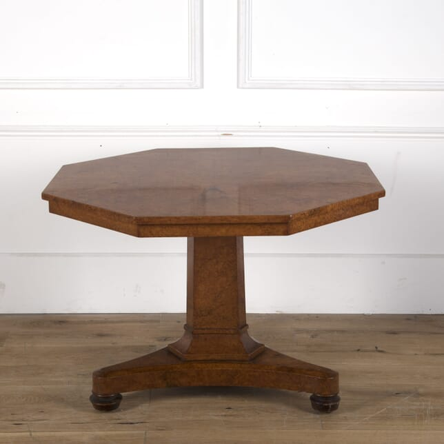 19th Century Amboyna Centre Table TC0310256