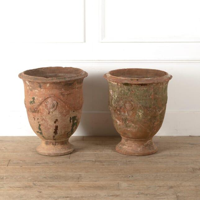 19th Century Anduze Vases DA0211079