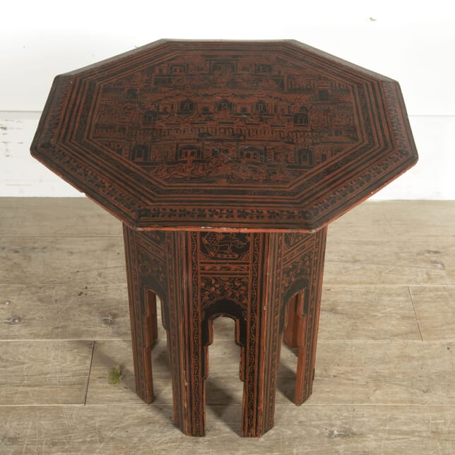 19th Century Anglo Indian Side Table CO2010503