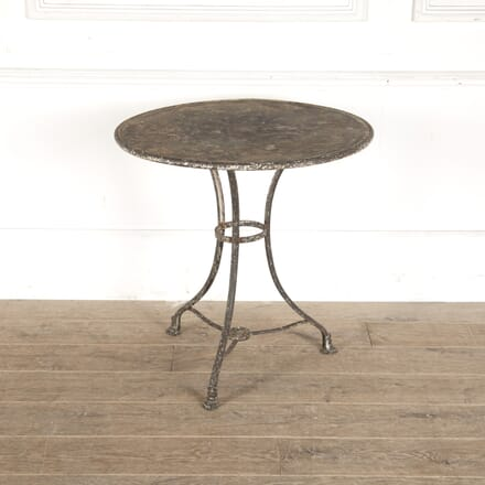 19th Century Arras Metal Table TS0213525