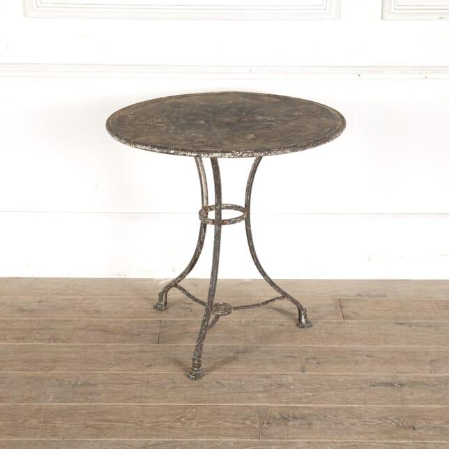 19th Century Arras Metal Table TS0213525