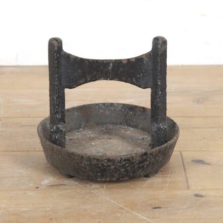 19th Century Iron Bootscraper DA9016104