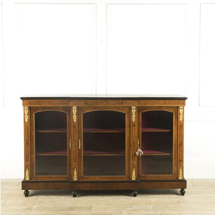 19th Century Breakfront Bookcase BK889682
