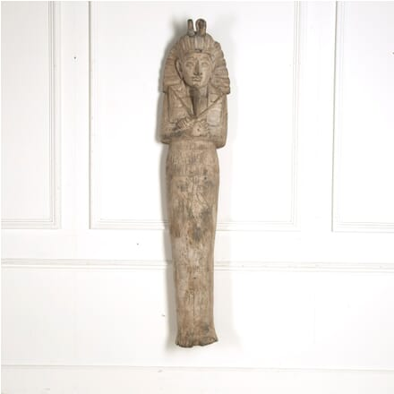 19th Century Carved Egyptian Figure GA5210548