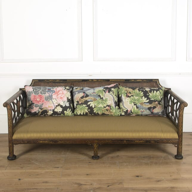 19th Century Chinoiserie Sofa SB7310438