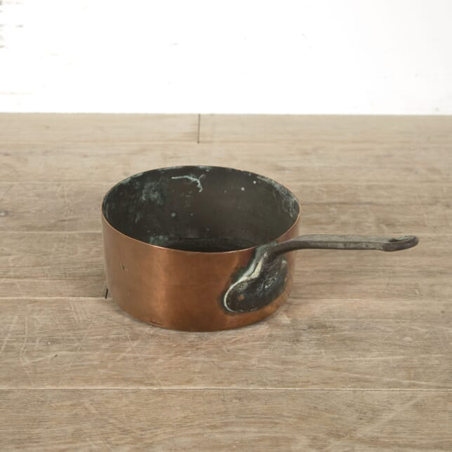 19th Century Copper Pan DA5210457