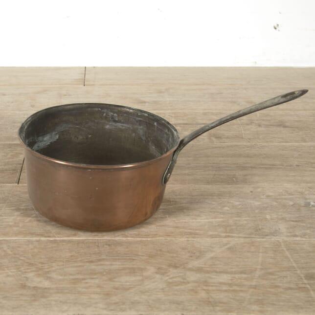 19th Century Copper Pan DA5210458