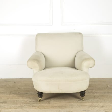 19th Century English Armchair CH209792