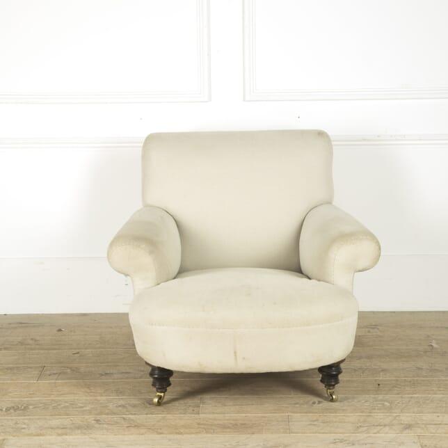 19th Century English Armchair CH209792
