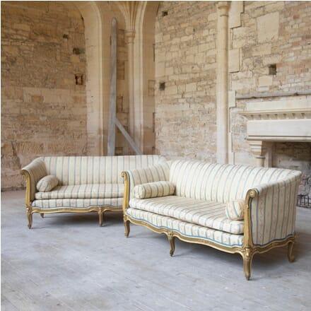 19th Century English Giltwood Sofas SB4762167
