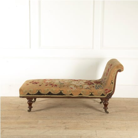 19th Century English Mahogany Daybed SB8811098
