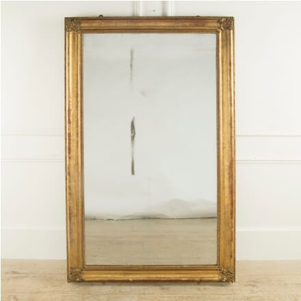 19th Century English Pier Mirror MI889537