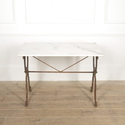 19th Century French Bistro Table GA1516517