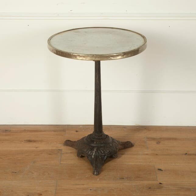 19th Century French Bistro Table TC7110809