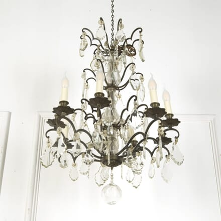 19th Century French Chandelier LC379663