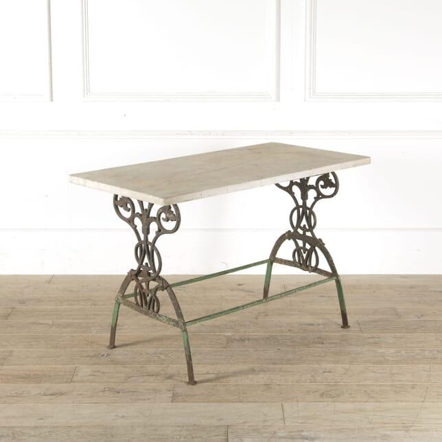 19th Century French Garden Table GA1510593