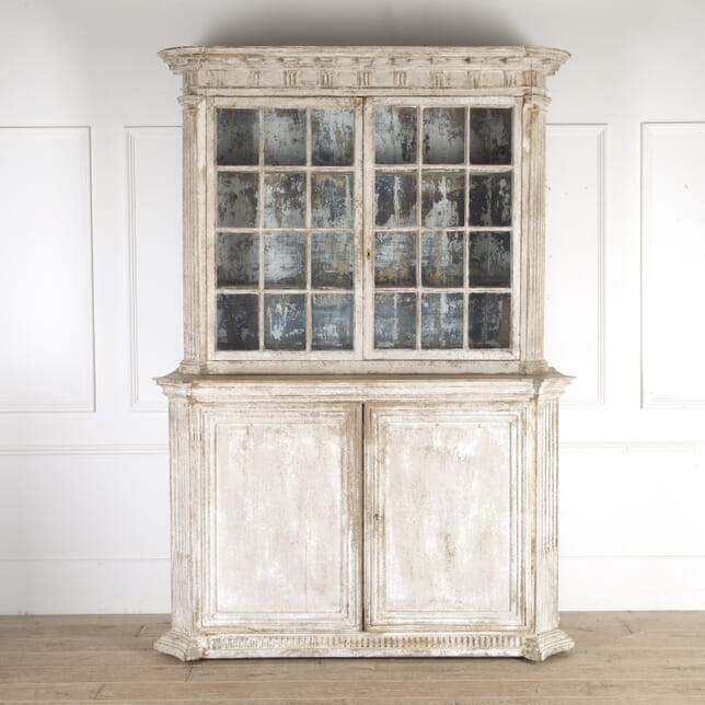 19th Century French Glazed Display Bookcase BK1113157