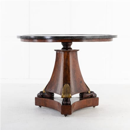 19th Century French Gueridion With Marble Top TC0611270