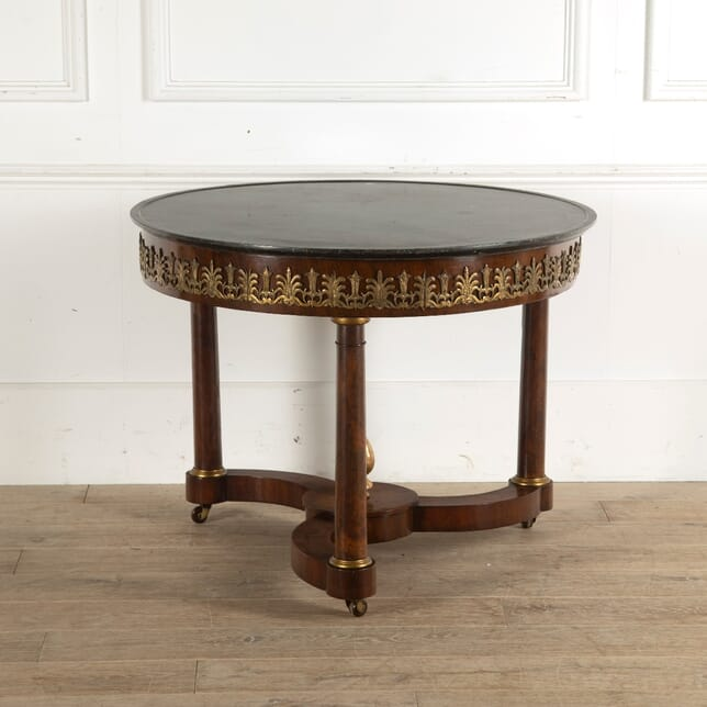 19th Century French Gueridon Table CO2510799