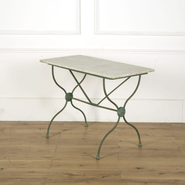 19th Century French Marble Topped Table CO7510083