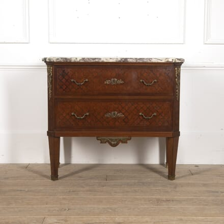 French 19th Century Inlaid Commode CC8816101