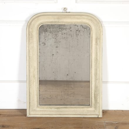 19th Century French Painted Wall Mirror MI5913877
