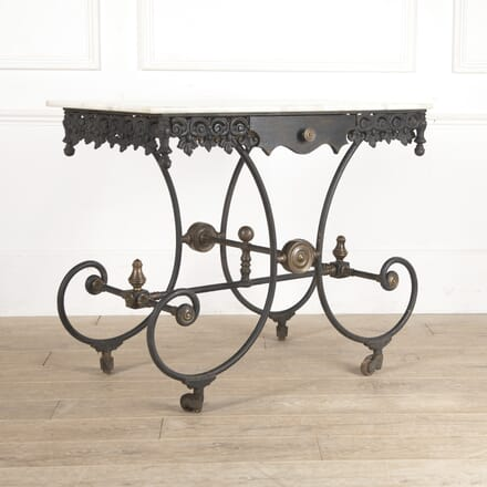 19th Century French Patisserie Table CO6013677