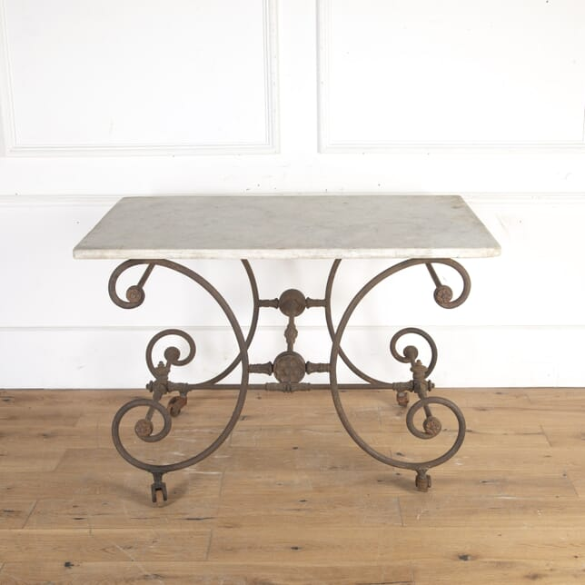 19th Century  French Pâtisserie Table TC8113865