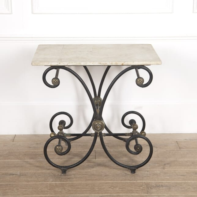 French 19th Century Pâtisserie Table TS6014683