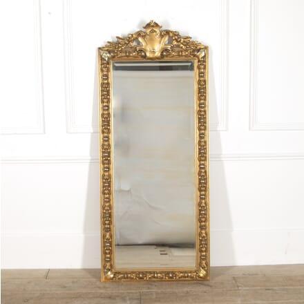 19th Century French Pier Mirror MI8814829