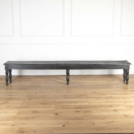 19th Century French Provincial Bench SB8113797