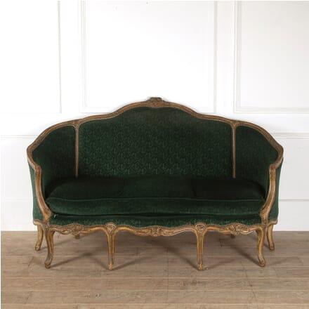 19th Century French Sofa with Original Paint SB5211215