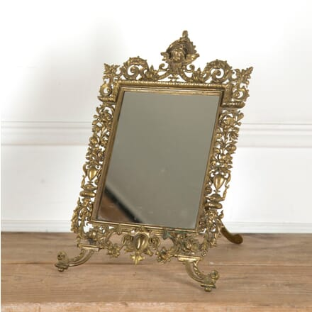 19th Century French Table Mirror MI8811001