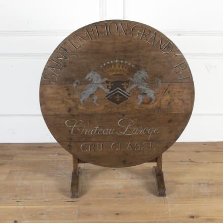 19th Century French Vendange Table CO8114190