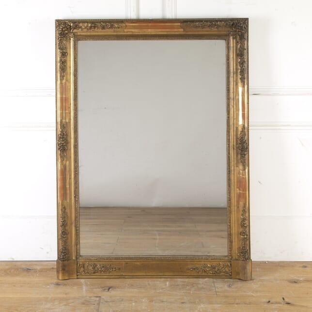 19th Century Gilt Mirror MI8516513