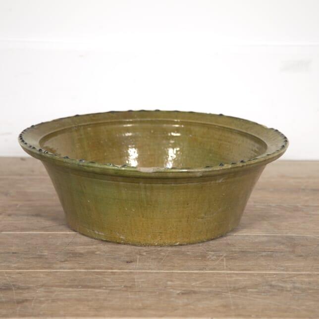 French 19th Century Glazed Bowl DA5216359