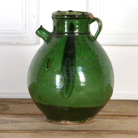 19th Century Green Cruche DA7117688