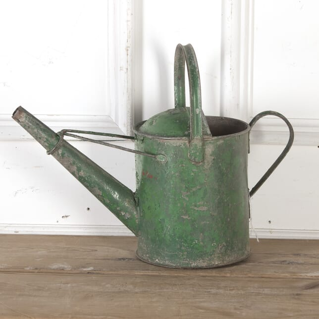 19th Century Green Painted Watering Can DA2013980