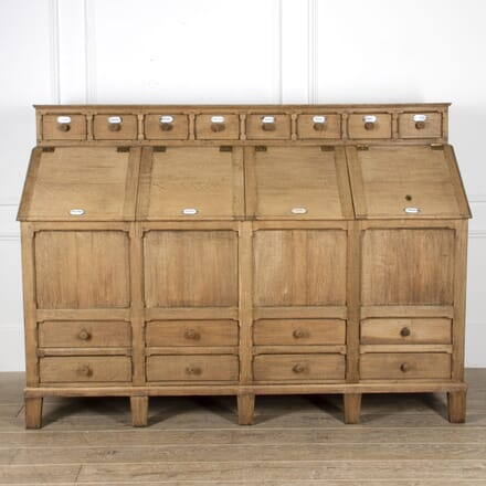 19th Century Grocery Counter CU6017436