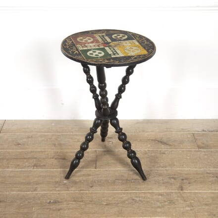 19th Century Gypsy Games Table CO3516881