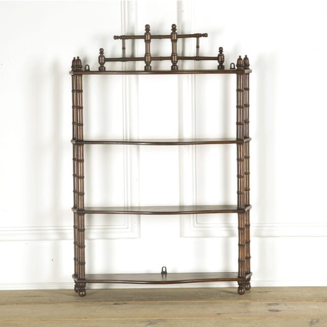 19th Century Hanging Shelves OF159752