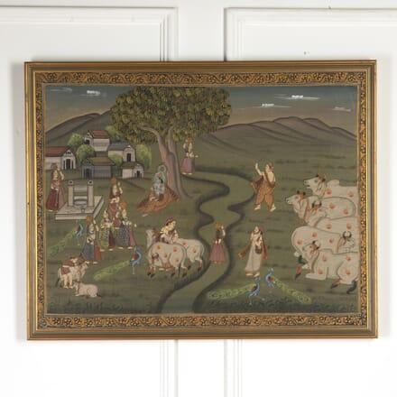 Indian 19th Century Painting DA0316885