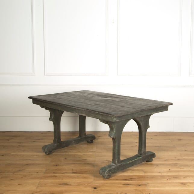 19th Century Irish Altar Dining Table TD439833