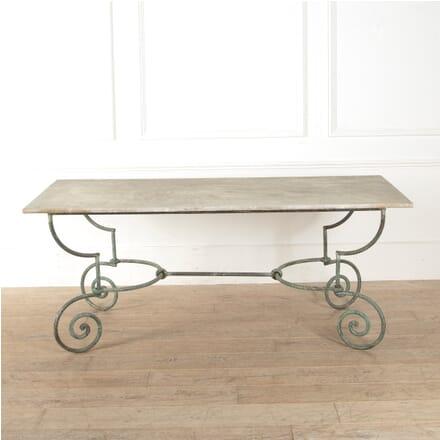 19th Century Iron Table TS0210791