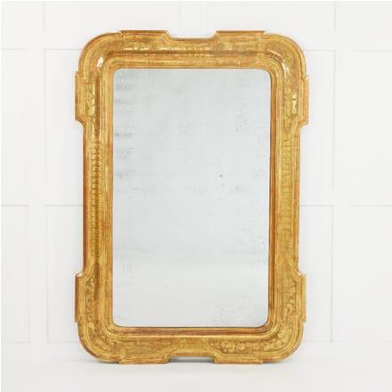 19th Century Italian Gilt Mirror MI0610192